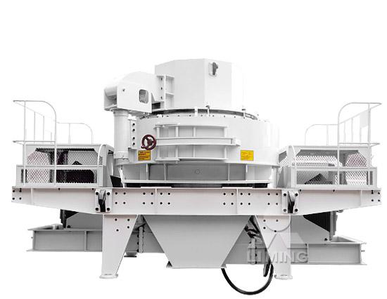 VSI制砂机(冲击式破碎机)-黎明重工制砂机