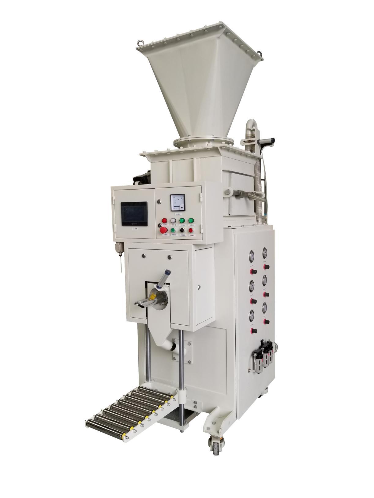 HG5000粉体包装机-营口瑞丰粉体设备有限公司
