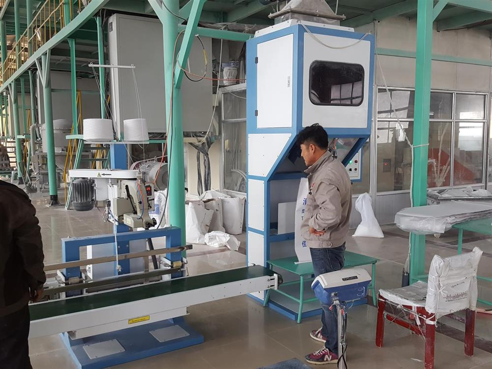 HG8000颗粒包装机-营口瑞丰粉体设备有限公司