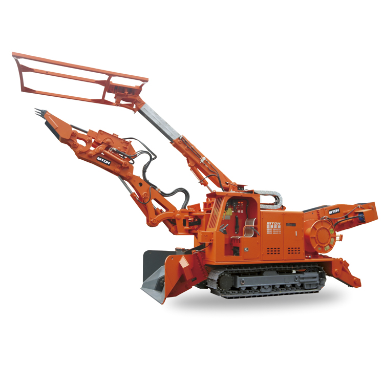 ZWY-120/55L(临时支护装置)履带挖掘式装载机-江西鑫通机械制造有限公司