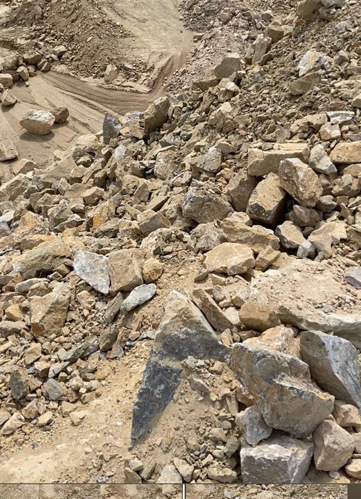 石灰石-建筑原料,冶金材料