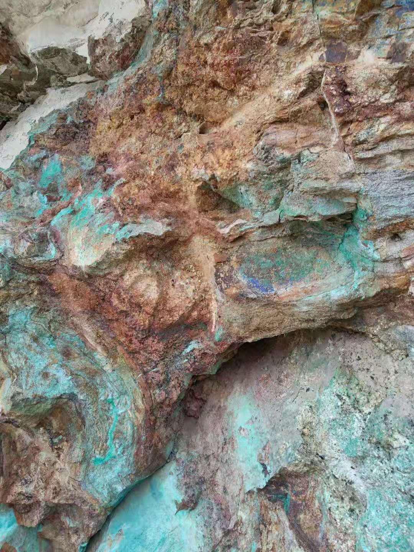 铜矿-金属原料