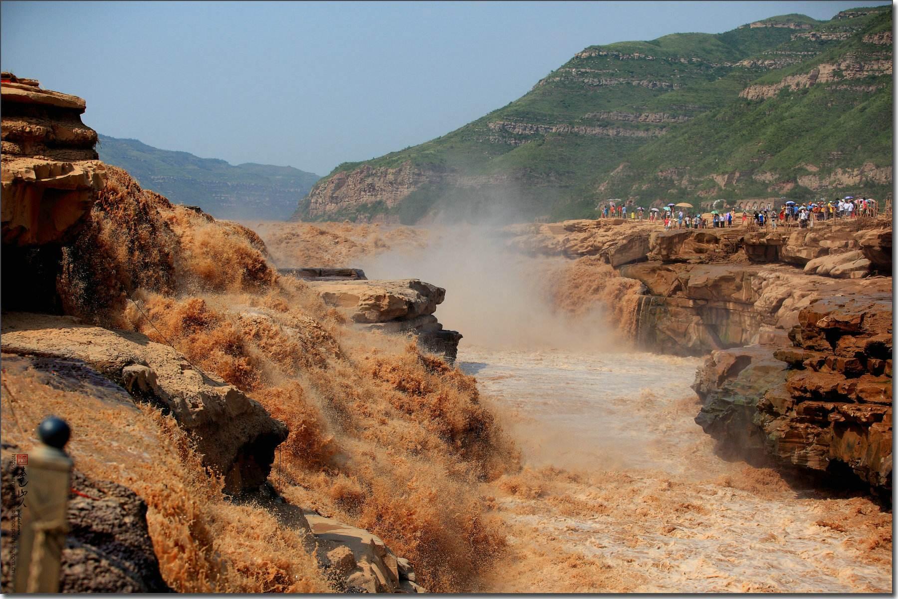 趣看|历史上黄河改道的几个阶段详解