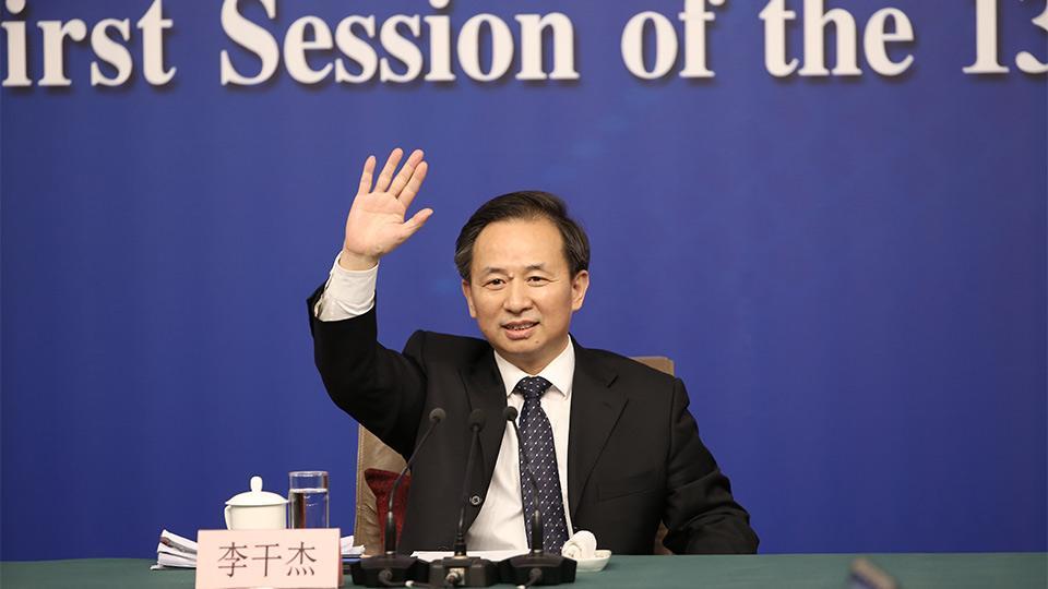 原生态环境部部长李干杰,当选山东省人民政府省长