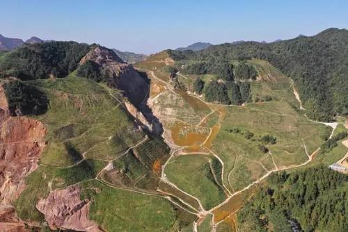 广东矿区面貌焕然一新,超前超额完成2020绿色矿山建设目标