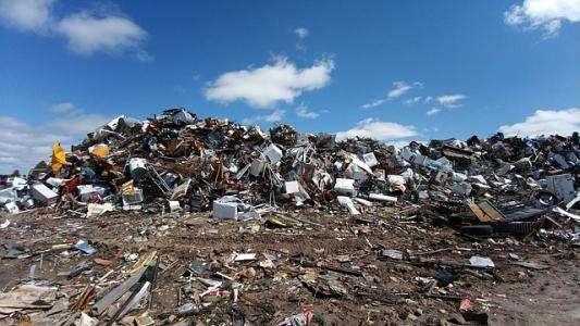 中国固体废物管理现状