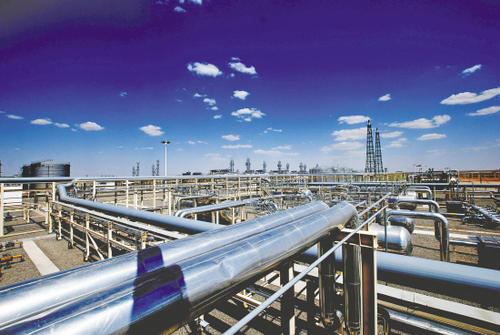 地质储量超1010亿立方米!中海油陆上勘探取得重大进展!