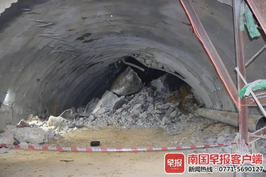 乐业隧道坍塌事故调查结果:因不良地质致灾引发,建议对责任单位和人员追责