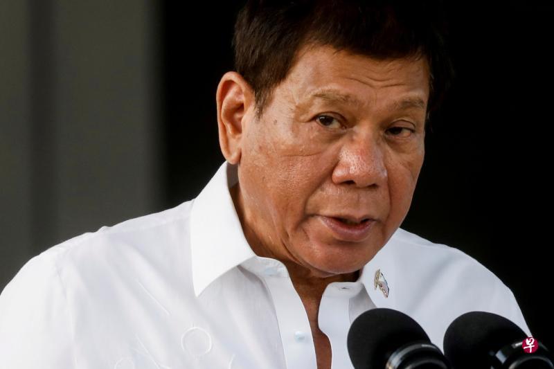 菲律宾总统杜特尔特拟派军舰宣示拥有南中国海资源主权
