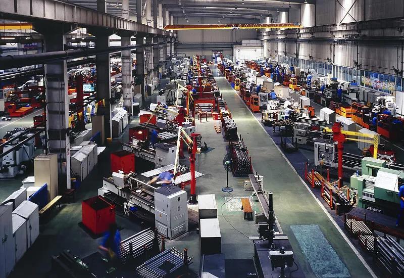 工信部:中国工业生产总体恢复到疫情前正常水平