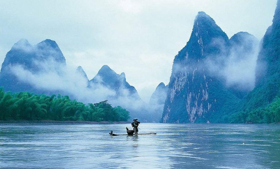 广西桂林加强漓江保护及河道采砂管理工作